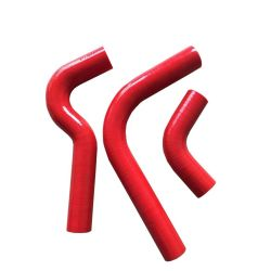 Forniamo l'abitudine automobilistica del tubo flessibile della gomma di silicone