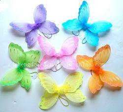 Angel Fancy Dress up Glitter Jewel & Feather Wings