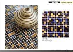 Фошань горячая продажа оформление строительный материал хрустальное стекло мозаикой плиткой на стене