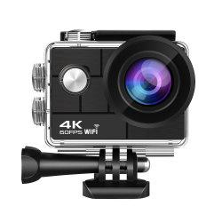 최신 판매 옥외 방수 스포츠 사진기 4K 공중 잠수 DV WiFi H9r 4K 활동 사진기