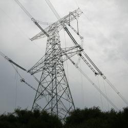 [بوور ترنسميسّيون لين] كهربائيّة فولاذ تعليق توتّر ركن شعريّة برج