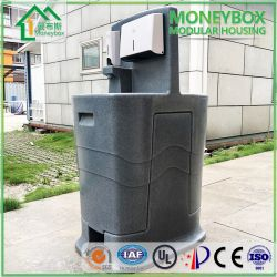 Роскошный HDPE пластиковый открытый сегменте панельного домостроения портативный из одного куска пьедестал бассейнов