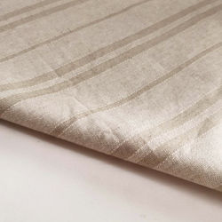 Großhandelsleinengewebe-natürliche Farbe gesponnenes Gewebe für das Hauptgewebe gemischte Leinenrayon organisch