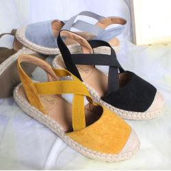 Señoras sandalias 2020 36-41# Cerrar zapatos Wedge