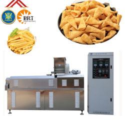 Base de cereais profunda Snack fritos equipamentos de fábrica do chip de fritura automática de snacks da linha de produção