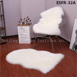 De pelo largo Faux alfombras de piel de oveja Esfr-32A