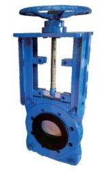 고무 슬리브 슬러리 나이프 게이트 밸브 전체 포트 DIN Pn10 /ANSI 클래스 150