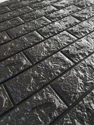 Papel de la pared autoadhesivas 3D Los paneles de pared de ladrillo de espuma resistente al calor moderno resistente al agua del papel tapiz para la decoración del hogar