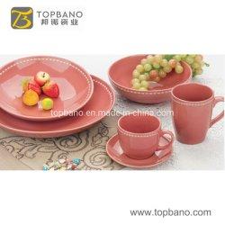 Porzellan-Abendessen-Set der keramische Förderung-keramisches Becher-Kaffeetasse-12PCS-62PCS von China