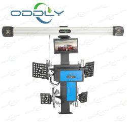 자동차 자동 정비 차고 장비 휠 얼라인먼트 장비 가격 휠 정렬 공구 3D 휠 얼라인먼트