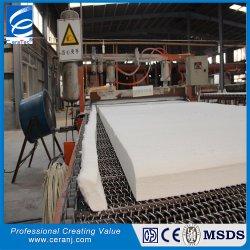 El silicato de aluminio Hlgx manta de fibra