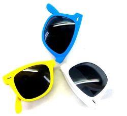 2021 marca grossista Fashion Designer de óculos polarizados Folding óculos de sol Mulheres Homens Sombreia os óculos de sol