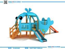 شريحة الأطفال في سلسلة حوت كارتون للأطفال في الهواء الطلق (YL62164)