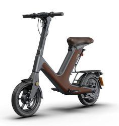 إطارات هوائية خفيفة الوزن في المدينة تصل إلى نطاق أقصى 40 كم سرعة النطاق أعلى عجلات 14 بوصة 35 سم موتور كهربائي دراجة E