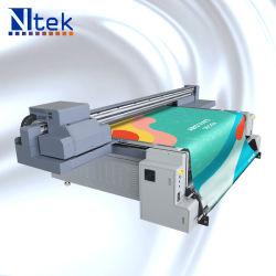 Гибридный УФ-Ntek печатной машины цифровой принтер для полотенного транспортера