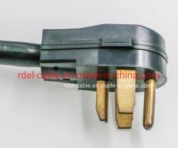 40-амперный Srdt 4 провод электрический шнур питания диапазона осушителя шнур с вилкой NEMA 14-50 UL разъем