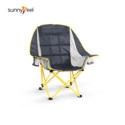 Cadeira preguiçosa sofá desdobrável Cadeira Camping Cadeira Cadeira de Campismo de Luxo