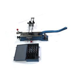 Ytb-25b 만드는 정지한다를 위한 수동 칼 구부리는 기계 강철 규칙 벤더는