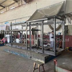 QH Custom Precision Press Metal Products 201 304 321 316L 스테인리스 스틸 각도 철/SS 등각 강 / 304 강철 앵글 바 절단