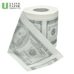Fabrik-Preis-lustiges Neuheit-Drucken-Toilettenpapier