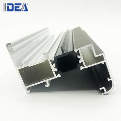 China Factory Price Super Quality Extruded Construction Aluminium Profile Section, geluiddichte thermische breuk Aluminium Profile for Window and door