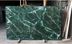 Popular chino Marble Verde oscuro para pared/piso/Countertop Paneles de laboratorio para Decoración del hotel/hogar