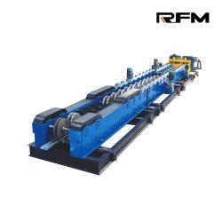 درج كابل عالي السرعة ذو فتحات لفافة قناة ذات جسر السلم المشقوق تشكيل الماكينة