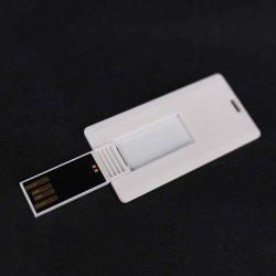 بطاقة الإمداد قرص USB Enterprise شعار الإعلان المخصص قطاع الأعمال بطاقة هدية محرك أقراص USB Flash/محرك أقراص USB