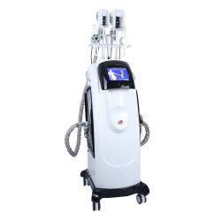 الموجات فوق الصوتية متعددة الوظائف كافالات الشفط المكنسة الكهربائية كريوليبولز الدهون سليمينغ صالون التجميل المعدات
