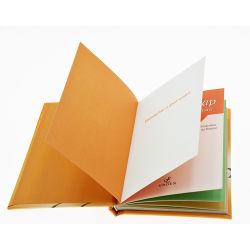 Custom печатных книг для автора и издателя ребенка собрала историю книги печать