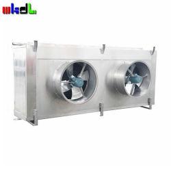 Refroidisseur d'air de refroidissement par évaporation fait sur mesure chambre froide de l'évaporateur
