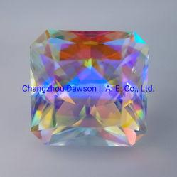 الماسك كريستال راينبو الشمس هانغ لنوافذ نقطة الزجاج بندول مصابيح ثريا أضواء