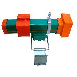 Il collegare multipolare del contatto di scivolamento del tubo è tubo Slidingitable del Sumulti-Palo per lo scivolamento della trasmissione di grandi e piccole gru a ponte elettriche