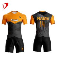 China Sublimação personalizado de Beisebol Voleibol Basquetebol Rugby Football Jersey Camisa do conjunto uniforme de vestuário de desporto Sportswear Desgaste Desgaste de ginásio Soccer Jersey