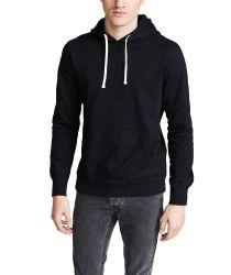 Großhandelsform-reiner FarbeMens Streetwear Hoodie 100%Cotton des zoll-2020
