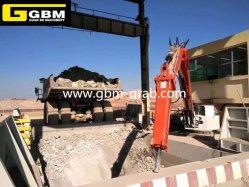 Estrazione mineraria & Estrazione-Gbm idrauliche di demolizione della roccia