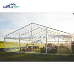 Дешевые открытый Большой прозрачный ПВХ событие выставки свадебной Палатка для продажи в заводская цена