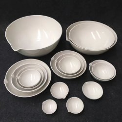 Bacias de evaporação de cerâmica de porcelana a bandeja com ou sem mão