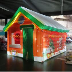 3x3m Booth, Santa Claus inflables inflables baratos vacaciones decoración Anuncio Casa en venta