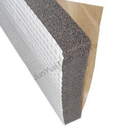 4mm en aluminium XPE Support mousse adhésif isolant thermique de construction