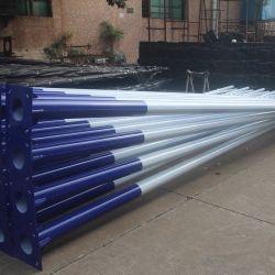 Hepu 3m 5m 6m 7m 8m 9m 10m 12m 20m Rue lumière LED solaire Pôle/Post prix bon marché