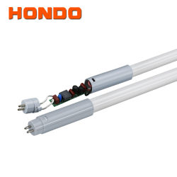 8 W/12W/16W/18W+PC Carter en aluminium 180 Degreee Angle de faisceau de tubes T5 LED