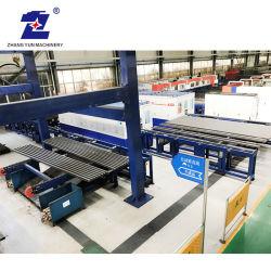Metallhohle Lasche T formte Typen die Profil-Rolltreppe-Höhenruder-Aufzug-Führungsleiste, die/kaltbezogen sind, die Zeichnungs-Rolle, welche die Formung der Maschine bildet, die Produktionszweig aufbereitet