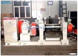 Exportar Indonesia modelo pequeño laboratorio molino mezclador de caucho Xk-300