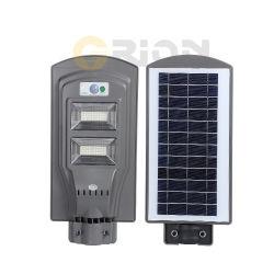 5 лет гарантии 40W учтены все-в-одном светодиодный индикатор на улице солнечной энергии для установки вне помещений