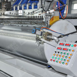 Kwjm литой детали 130-1500 пленки экструзии линии