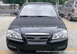 Motor a gasolina fabricados de 2014 a Hyundai Elantra 1,6L usado Carro da Coreia