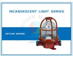 Marina incandescente de CCD9 de acero de pared Dispositivo de luz para Barco Barco