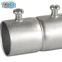 От 1/2 до 4 дюйма ремонт металлических труб стальных оцинкованных EMT разъемы и муфты