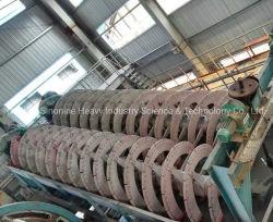 Профессиональный производитель винт спираль песок шайбу машины песка мойка завод
